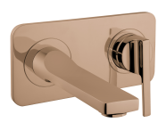 A4248626EXP - Suit Built-In Basin Mixer, Exposed Part, Copper