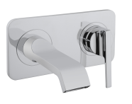 A42487EXP - Suit Built-In Basin Mixer, Exposed Part, Chrome