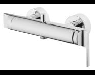 A42488 - Suit Banyo Bataryası , Krom