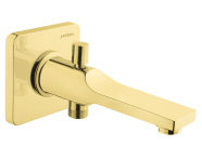 A4248923EXP - Suit Bath Spout, With Handshower Outlet, Gold