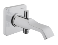 A42490EXP - Suit Bath Spout, With Handshower Outlet, Chrome