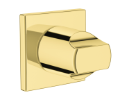 A4249323 - Suit Ankastre Stop Valf (Sıva Üstü Grubu), Altın