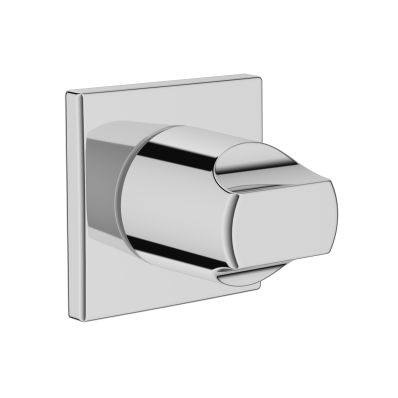 Suit Built-In Stop Valve, Exposed Part, Chrome