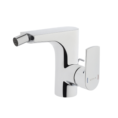 Basin mixer (with pop-up)