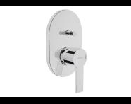 A42536 - Fold S Ankastre Banyo Bataryası (Sıva Üstü Grubu)