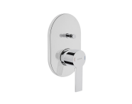 A42536EXP - Built-In Bath/Shower Mixer (Exposed Part)