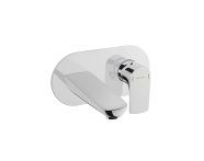 A42539EXP - Built-in basin mixer (exposed part)