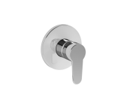 A42570EXP - Built-In Shower Mixer - Exposed Part