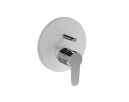 A42589EXP - Built-In Bath/Shower Mixer - Exposed Part