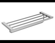 A44170 - Towel Holder with shelf