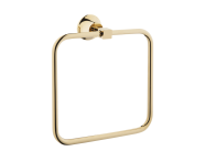 A4442023EXP - Juno Towel Ring, Gold