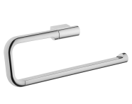 A44871EXP - Eternity Towel Loop - Shinny Chrome