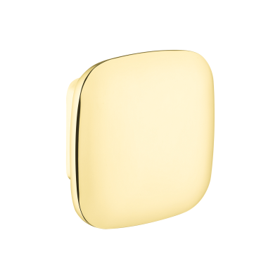 Eternity Medium Bathrobe Holder (Square) - Gold