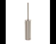 "A4489334 - ""Origin Wc Brush Holder, Brushed Nickel"""