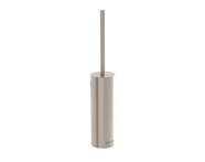"A4489434 - ""Origin Wc Brush Holder Wall, Brushed Nickel"""
