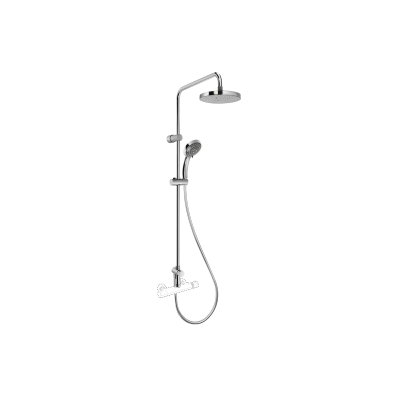 System Rain Ls21 Shower Column