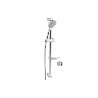 MASTER 1F Shower set,  Chrome