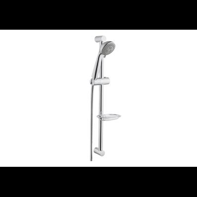 Compact 3F Shower set,  Chrome
