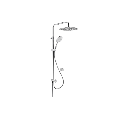 Lite LC Shower Column,  Chrome