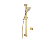 A4570223EXP - Shine Round 3F Shower Set,  Gold