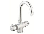A47037EXP - Aquatech Thermostatic Basin Mixer