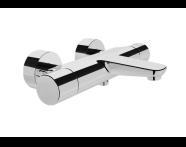 A47097 - X-Line Termostatik Banyo Bataryası