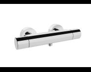 A47098 - X-Line Termostatik Duş Bataryası