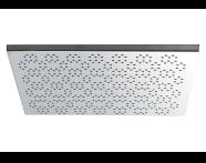 A48022VUK - Istanbul Showerhead, Easy Clean, Chrome