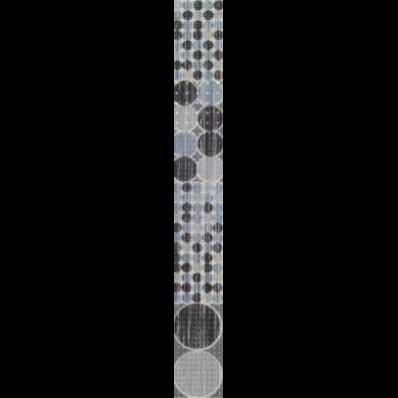 5x40 Elegant Border 1 Grey Matt