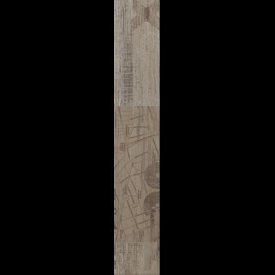 15x90 Woodplus Tile White Matt