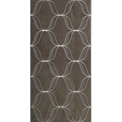 30x60 Ethereal M Grey Decor Glossy