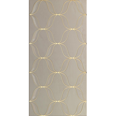 30x60 Ethereal M Gold Decor Glossy