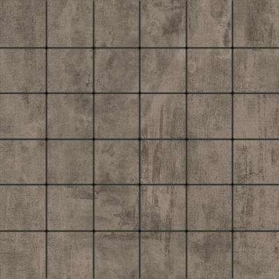 5x5 Metro Schlamm Mosaic R10