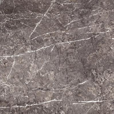60X60 Trifolium Tile Dark Olive Glossy