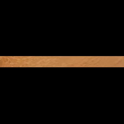 3x33 Metamarmo Copper Border Glossy