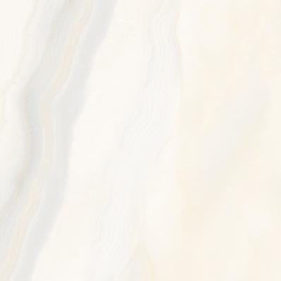60x60 Eccentric Tile White Glossy