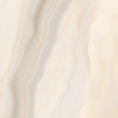 60x60 Eccentric Tile Bone Glossy