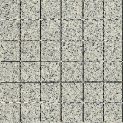 5x5 Pro Function Light Grey Mosaic Matt