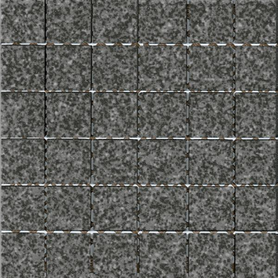5x5 Pro Function Dark Grey Mosaic Matt