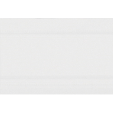 17x25 Opera Plinth White Matt