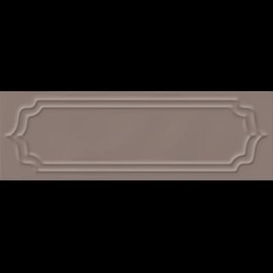 10X30 Homemade Klasik Çerçeve Decor Dark Mink Glossy