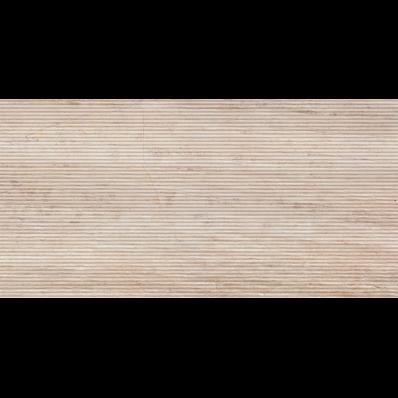 40X80 Travertical Çizgi Decor Krem Mat