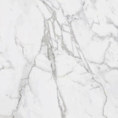 60X60 Calacatta Tile White Glossy