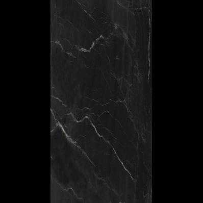 40x80 B&W Star L Black Tile Glossy