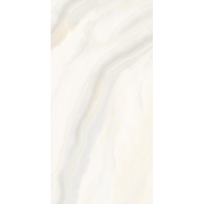 30x60 Eccentric White Tile Glossy