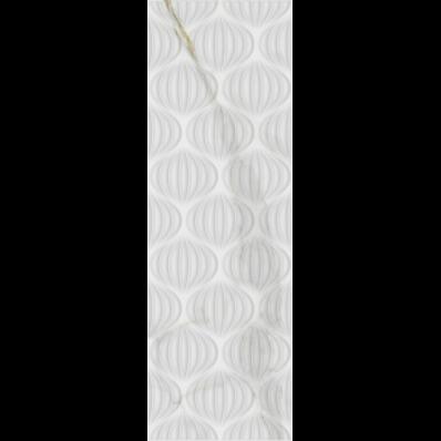 33x100 Statua White Decor Glossy