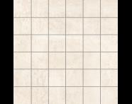K9463628R - 5x5 Ash and Burn  Border Bone Matt