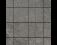 K9463638R - 5x5 Ash and Burn  Border Acı Kahve Matt