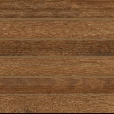 45x45 Poolwood Tile Red Matt R10B
