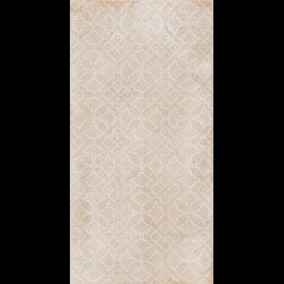 40x80 Lugano White Decor Glossy